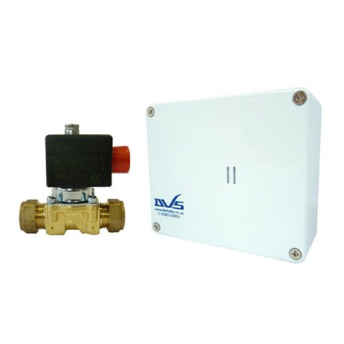 DVS Flushmatic Surface-Mounted Multiple Urinal Flush Controller (Battery Power)